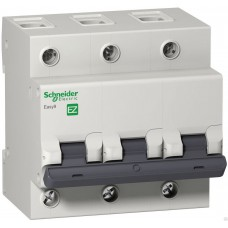 EZ9F34332  Автомат 3-полюсный 32А 4,5кА (хар-ка C) EASY 9  Schneider Electric